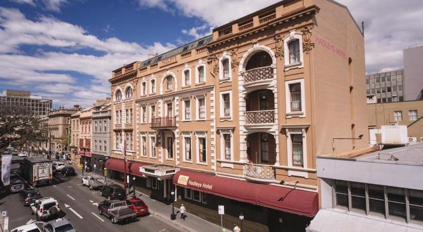Hadleys Hobart Hotel