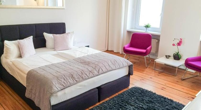 t&c Apartments Schönhauser Allee
