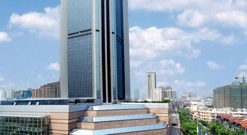 Jin Jiang Tower