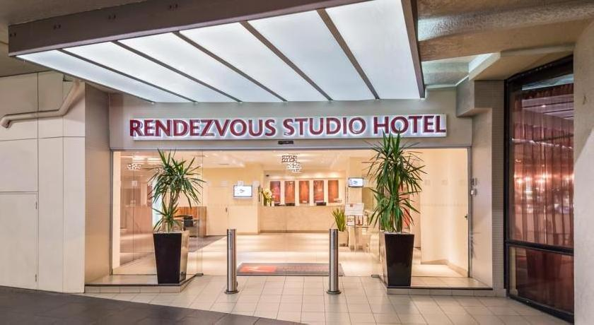 Rendezvous Studio Hotel Sydney Central