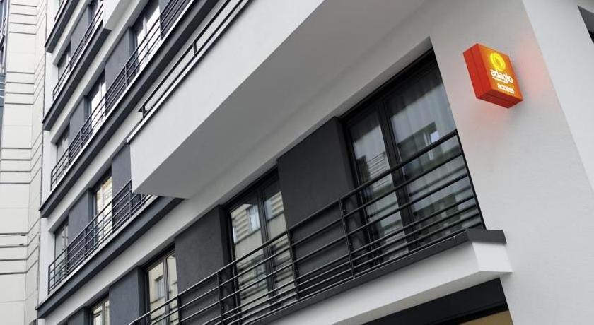 Adagio Access Bruxelles Europe Aparthotel