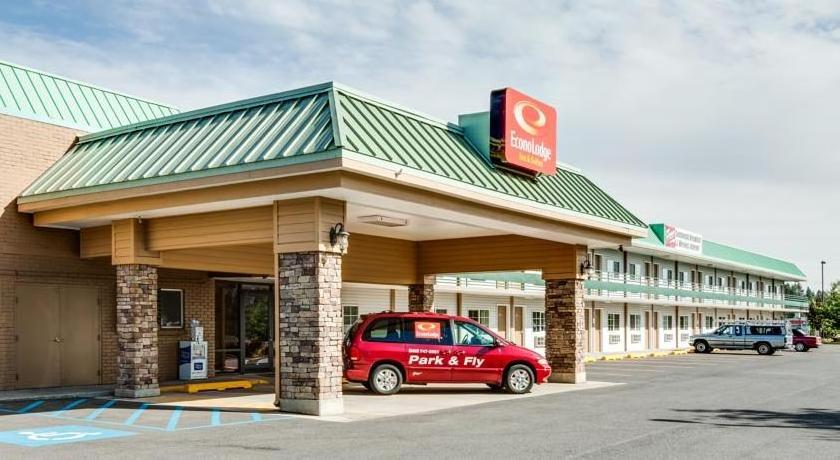 Econo Lodge & Suites Spokane