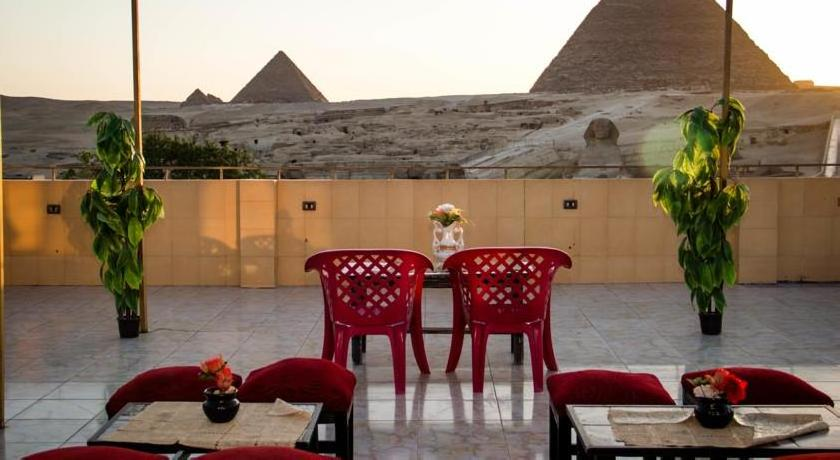 Sphinx Guesthouse Giza