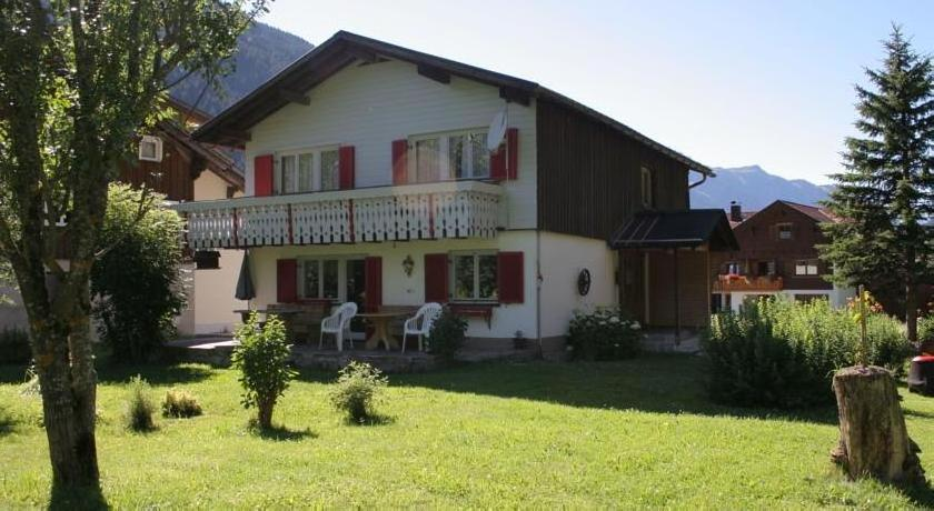 Holiday Home Peter St. Gallenkirch Gortipohl