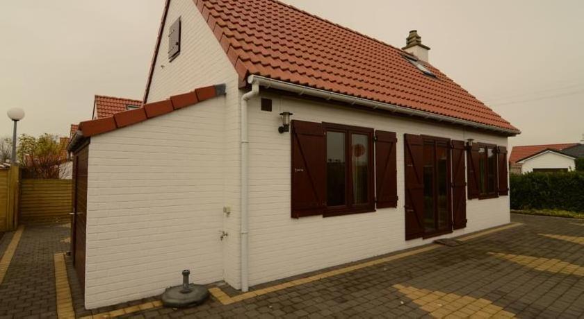 Holiday Home Vissershuis Bredene I