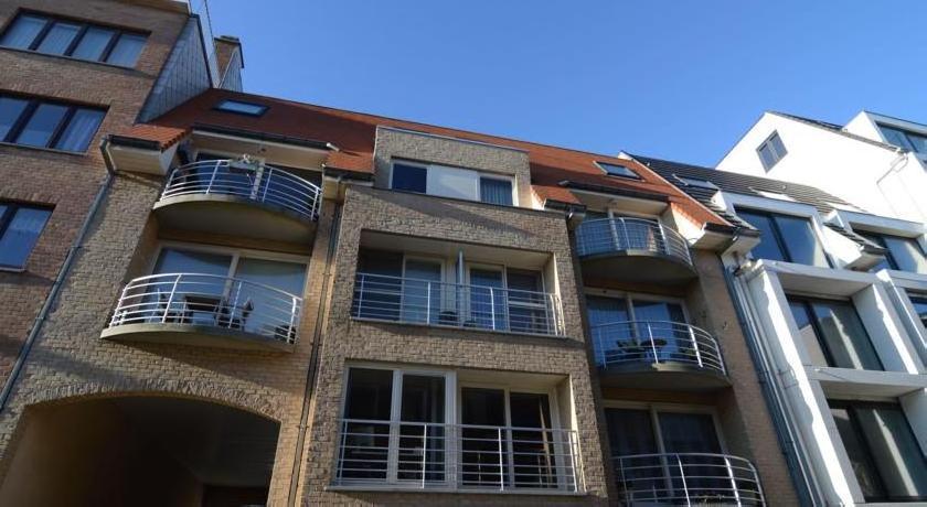 Apartment Irene Duplex Bredene