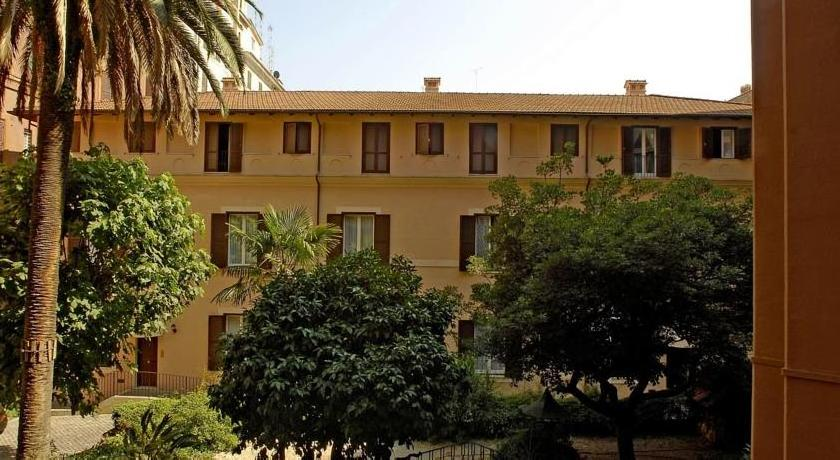 Apartment Borromini Roma