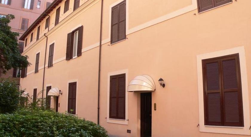 Apartment Bramante Roma