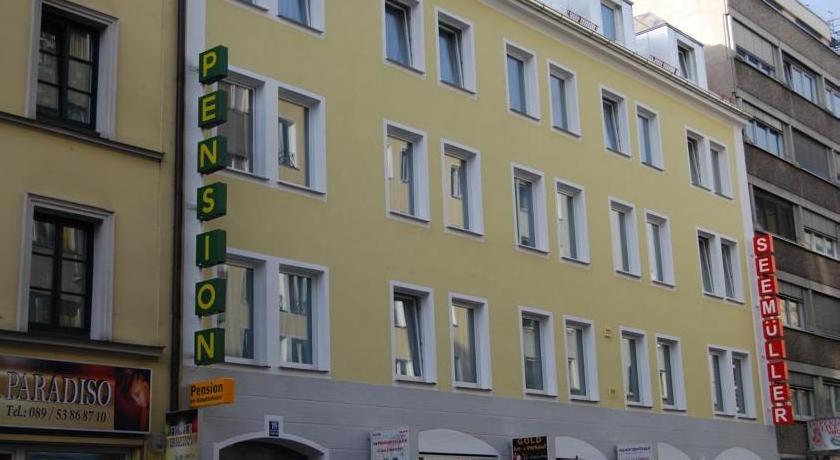 Pension/Guesthouse am Hauptbahnhof