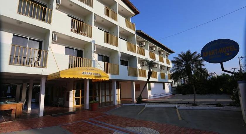 Hanisch Apart Hotel - Praia de Jurere