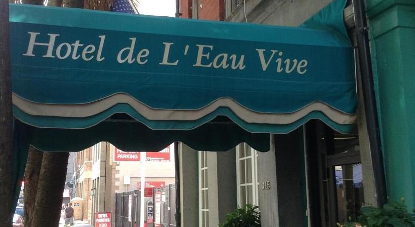 Hotel de L'eau Vive