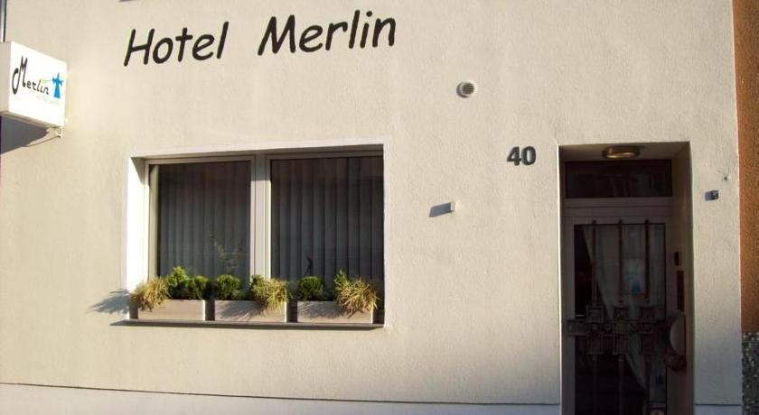 Hotel Merlin Garni
