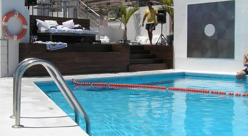 Hotel Taburiente S.C.Tenerife