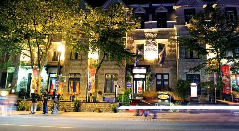 Grande Allee Hotel and Suites