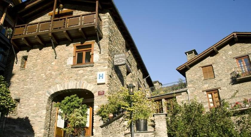 Hotel Santa Bàrbara De La Vall D'ordino