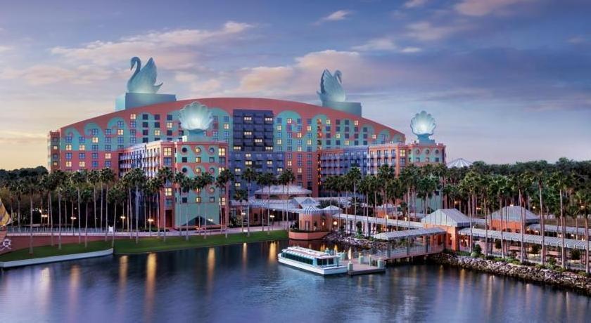 Walt Disney World Swan