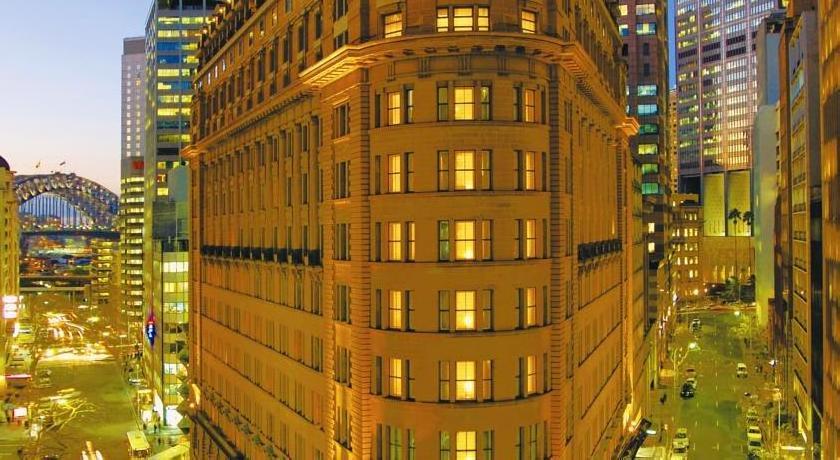 Radisson Blu Plaza Hotel Sydney