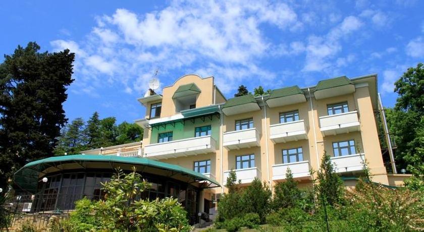 Отель «Зелёная роща VIP»
