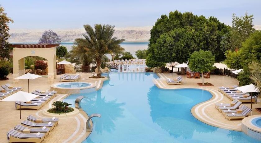 Marriott Dead Sea Jordan Valley Resort & Spa