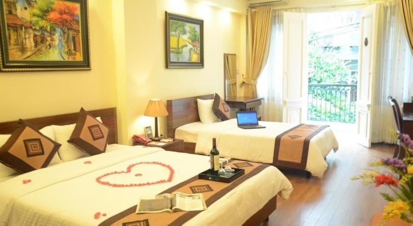 Hanoi Blue Lotus Hotel