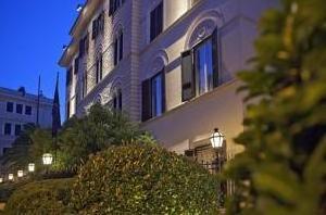 Aldrovandi Villa Borghese - The Leading Hotels of the World foto 3