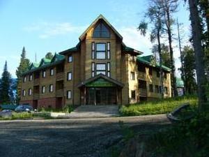 Шергеш - горнолыжный курорт, забронировать гостиницу в Шерегеше.