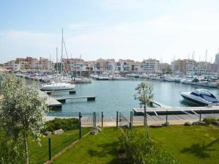 Holiday Home L'Ile Saint Martin III Le Cap d'Agde