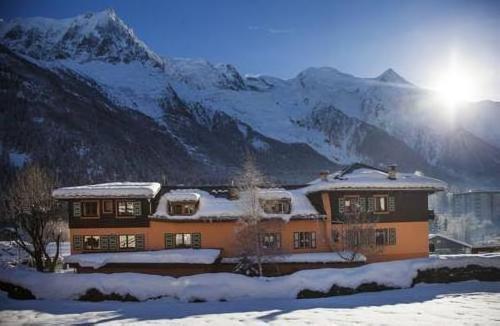 La Chaumière Mountain Lodge