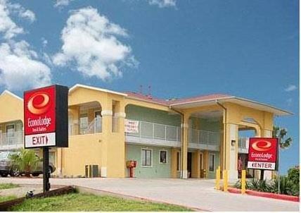 Econo Lodge Inn & Suites Near AT&T Center