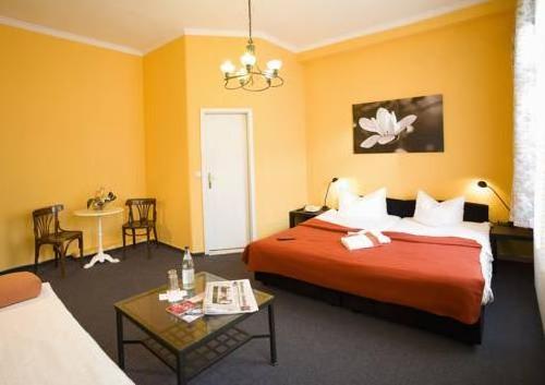 Hotel Brennerhof gARTen