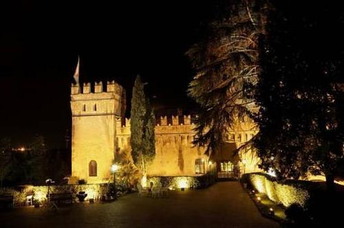 Ville del Castello di Torcrescenza