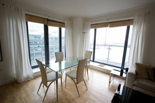 Canary Wharf Serviced Apartments – South Quay Plaza