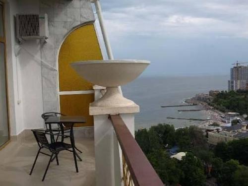 Arcadia Palace Апартаменты с видом на море