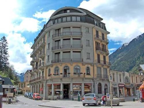 Le Carlton II Chamonix