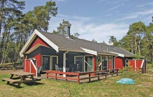 Holiday home Flæskatjiving Nexø II