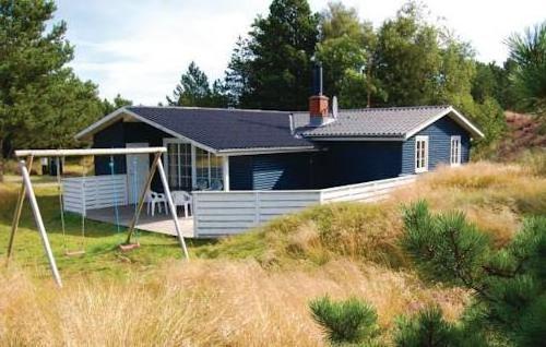 Holiday home Dyssebjergvej Rømø II