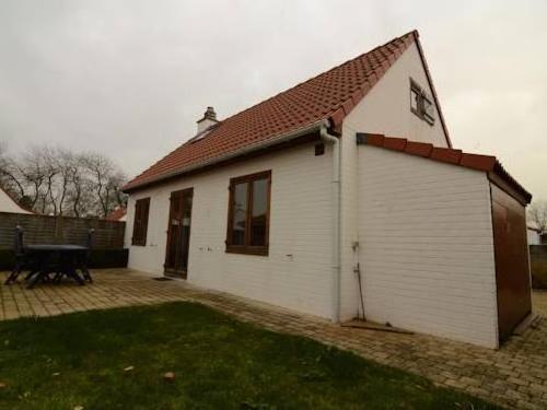 Holiday Home Vissershuis Bredene II