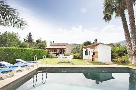 Villa encantadora con piscina en Pollensa