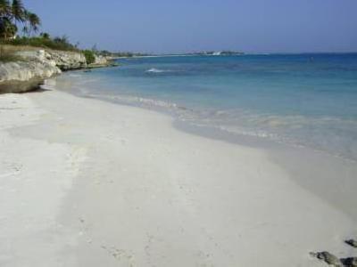 Aruba Beachfront home in