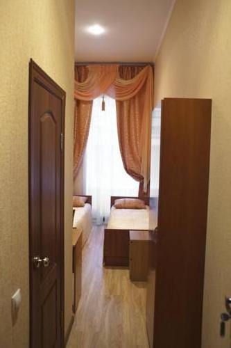 Отель Петровская Пристань