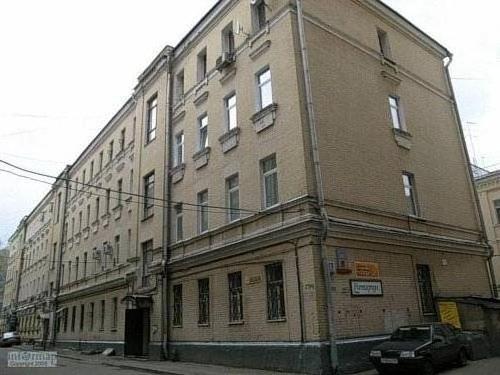 Отель на Петровке