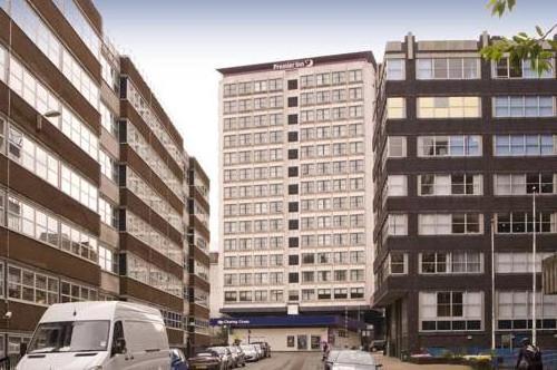 Premier Inn Glasgow City (Charing Cross)