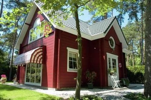 Villa Vakantiepark De Reebok