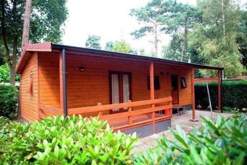 Chalet Vakantiepark De ReebokI