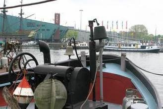 Boat B&B Ship Amsterdam