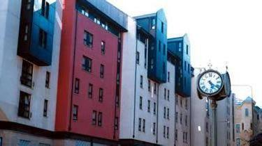 Euro Hostel Edinburgh Halls