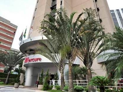 Mercure Apartments São Paulo Nações Unidas